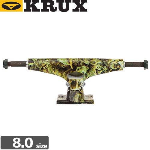 【クラックス KRUX スケートボード トラック】プライスダウン SANDOVAL HOLLOW FORGED GREEN【139(8.00) 】NO14