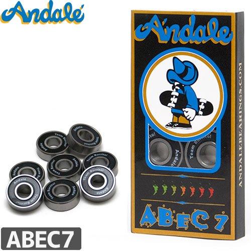 【ANDALE アンダレー スケボー ベアリング】BEARINGS【ABEC7】NO2