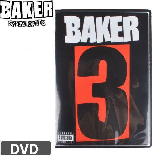 【ベーカー BAKER スケボー DVD】BAKER 3【名作】NO1
