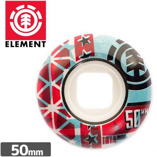 【エレメント ELEMENT スケボー ウィール】BILL STREET WHEEL【50mm】NO4