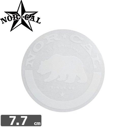 【ノーカル NOR CAL ステッカー】PARK RANGER STICKER【6.5cm x 10.1cm】NO26