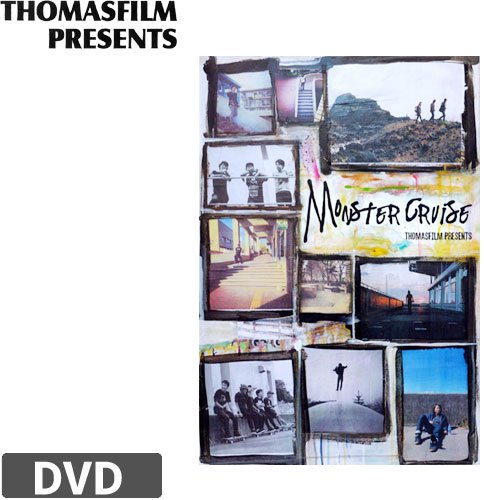 【THOMAS FILM トーマスフィルム DVD】MONSTER CRUISE NO2