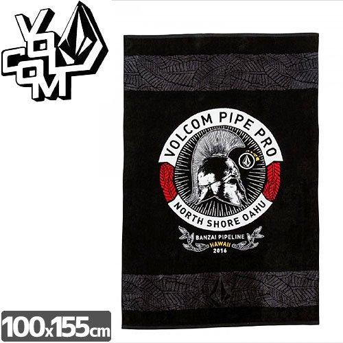 【ボルコム VOLCOM ビーチタオル】BONZAI PIPE PRO TOWEL【100x155cm】NO2