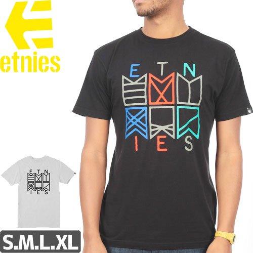 SALE! 【エトニーズ ETNIES スケボー Tシャツ】CENTERED REALM TEE NO31