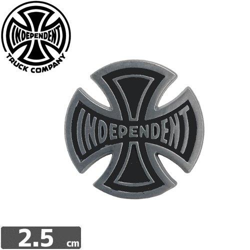 【インディペンデント INDEPENDENT ピンバッチ】T/C PUSH BACK PIN【2.5cm】NO01