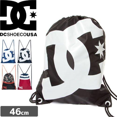 【ディーシー DC スケボー バッグ】ナップサック SIMPSKI CINCH BAG NO30