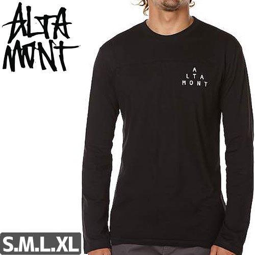 【オルタモント ALTAMONT ロングTシャツ】MINI LOCKSTEP L/S TEE 長袖 NO2