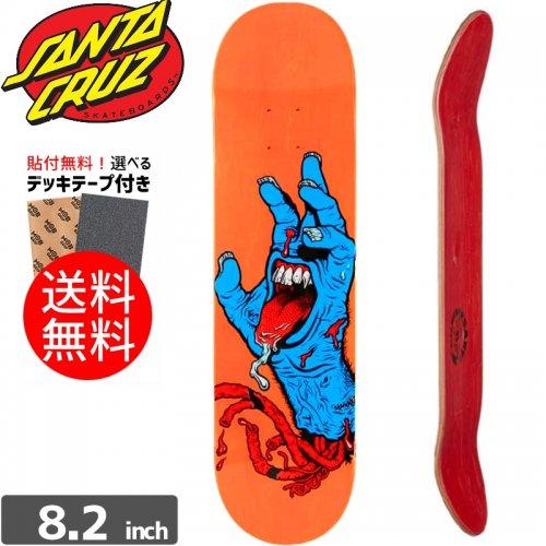 【SANTA CRUZ サンタクルーズ デッキ】ROMERO HAND DECK[8.2インチ]NO85