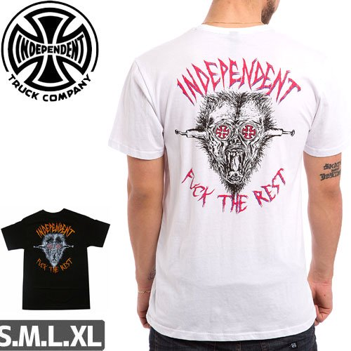 【インディペンデント INDEPENDENT Tシャツ】SPANKY NIGHTMARE TEE NO132
