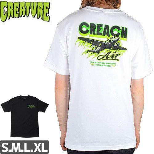 SALE! 【CREATURE クリーチャー スケボー Tシャツ】CREACH AIR TEE NO110