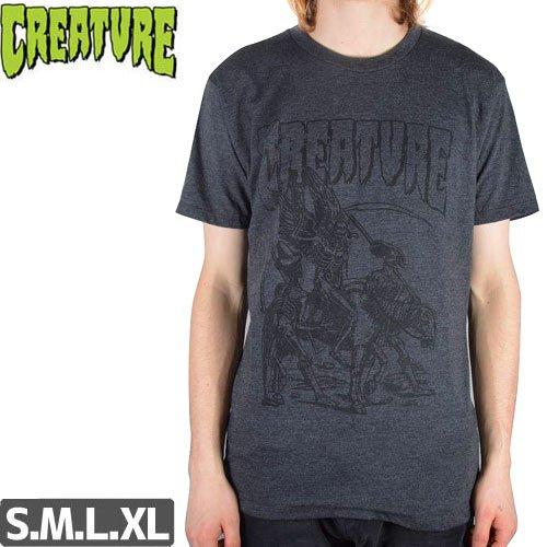 【CREATURE クリーチャー スケボー Tシャツ】HARVEST TEE NO112