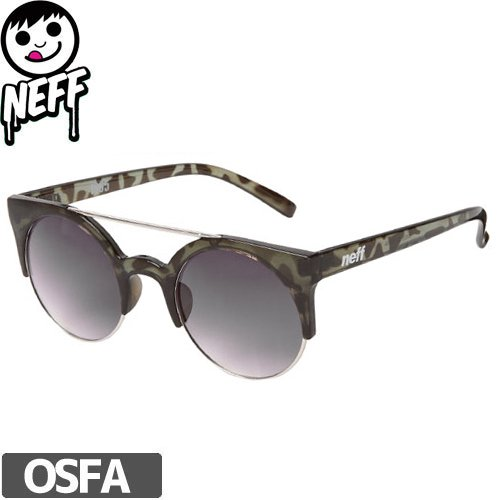 【ネフ NEFF サングラス】SG0004 1965 SHADES SUNGLASSES NO66