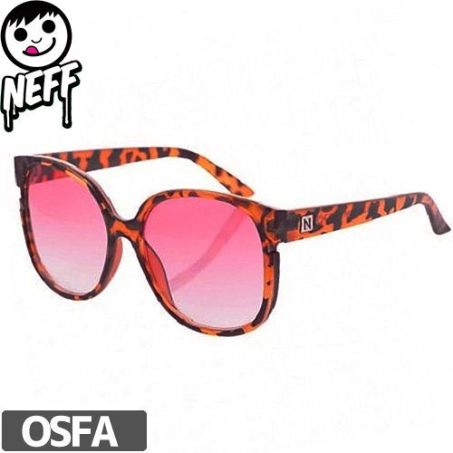 【ネフ NEFF サングラス】SG0008 DISCO IS NOT DEAD SUNGLASSES NO68
