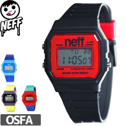 【ネフ NEFF 腕時計】NF0204 FLAVA WATCH 防水 リストウォッチ NO1