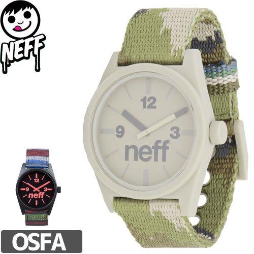 【ネフ NEFF 腕時計】NF0209 DAILY WOVEN WATCH 防水 リストウォッチ NO6