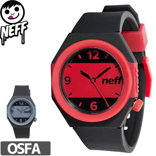 【ネフ NEFF 腕時計】NF0225 STRIPE WATCH 防水 リストウォッチ NO9