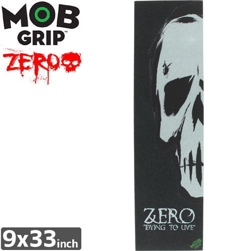 【モブグリップ MOB GRIP デッキテープ】DYING TO LIVE SINGLE SHEET【ZERO】【9 x 33】NO135