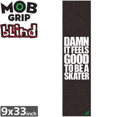 【モブグリップ MOB GRIP デッキテープ】DAMN GOOD SINGLE SHEET【BLIND】【9 x 33】NO138