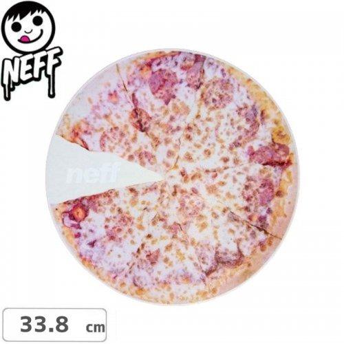 【NEFF ステッカー】PIZZA【33.8cm x 33.8cm】NO4