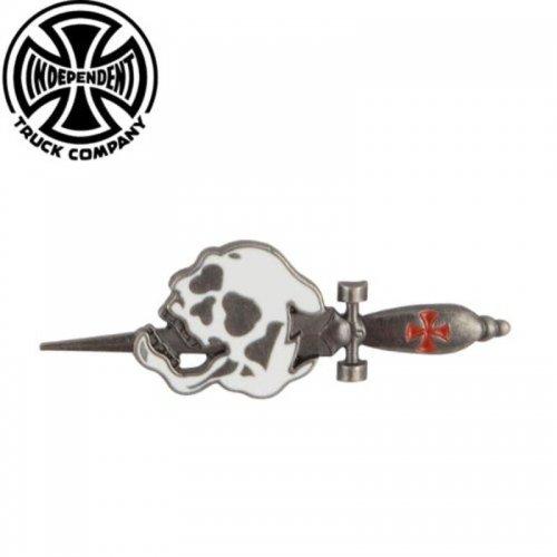 【インディペンデント INDEPENDENT ピンバッチ】DRESSEN DAGGER PIN 【2.5cm x 7cm】NO2