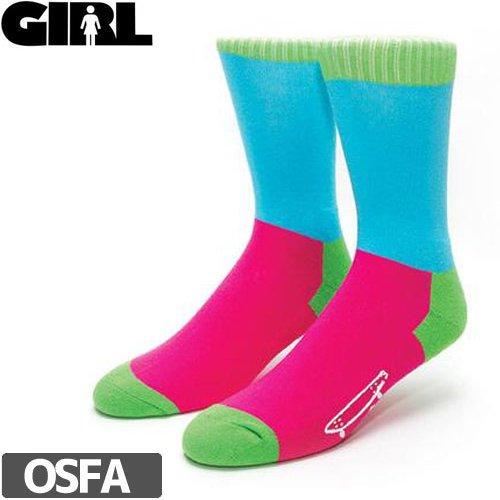 【ガール GIRL スケボー ソックス】CRAILTAP SOCKS NO15