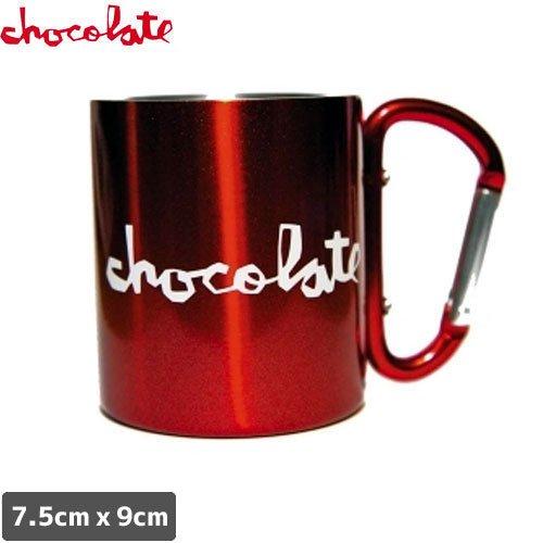 【チョコレート CHOCOLATE スケボー カップ】CARABINER 10OZ CUP No07