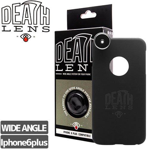 クリアランスSALE!【DEATH DIGITAL デスデジタル レンズ】DEATHLENS デスレンズ 6PLUS WIDE ANGLE【広角】NO6