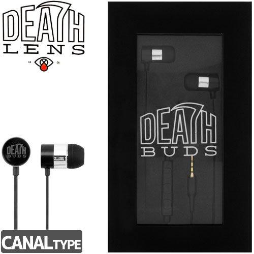 クリアランスSALE!【DEATH DIGITAL デスデジタル イヤフォン】DEATH BUDS【カナルタイプ】NO10