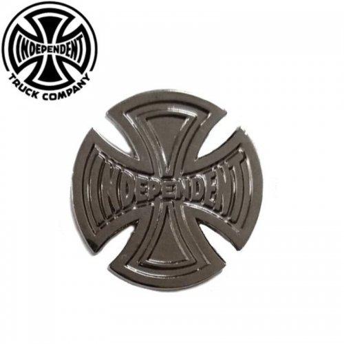 【インディペンデント INDEPENDENT ピンバッチ】T/C PUSH BACK PIN【2.5cm x 2.5cm】NO3