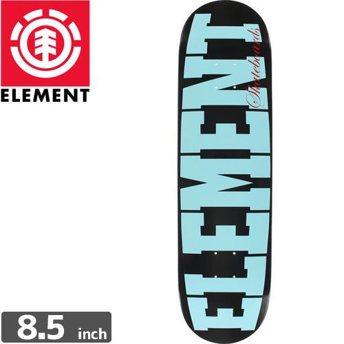 【ELEMENT エレメント スケートボード デッキ】BOLD DECK[8.5インチ]NO15