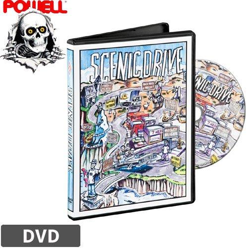 【パウエル POWELL DVD】SCENIC DRIVE【北米版】NO09