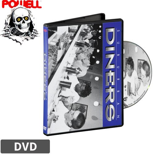 【パウエル POWELL DVD】SUBURBAN DINERS【北米版】NO10