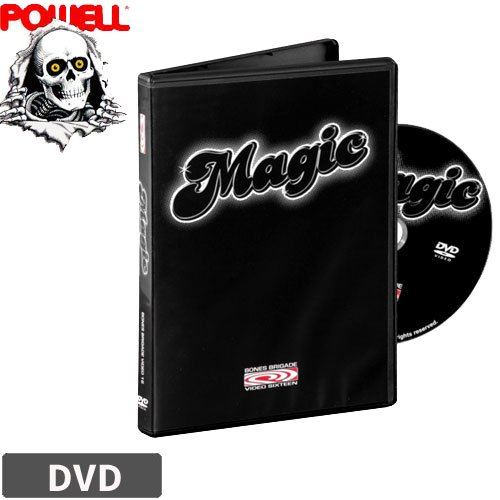 【パウエル POWELL DVD】CLASSIC MAGIC【北米版】NO13