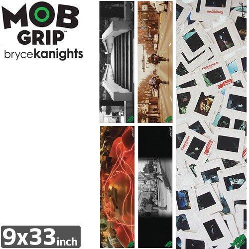【モブグリップ MOB GRIP デッキテープ】BRYCE KANIGHTS SKATESCAPES SHEET【9 x 33】NO151