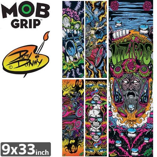 【モブグリップ MOB GRIP デッキテープ】DIRTY DONNY SINGLE SHEET【9 x 33】NO153