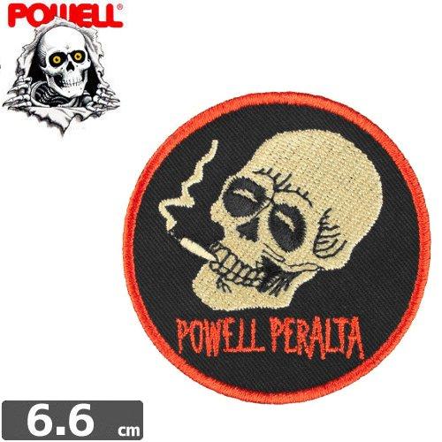 【パウエル POWELL スケボー ワッペン】PERALTA PATCH【6.6cm x 6.6cm】NO8