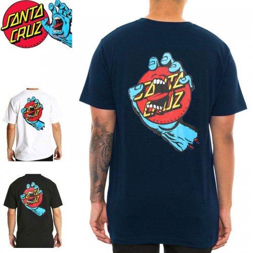 【サンタクルーズ SANTA CRUZ Tシャツ】SCREAMING DOT【3色】NO90