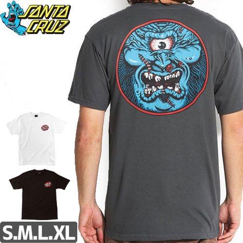 SALE! 【サンタクルズ SANTA CRUZ Tシャツ】ROB CYCLOPS【3色】NO92