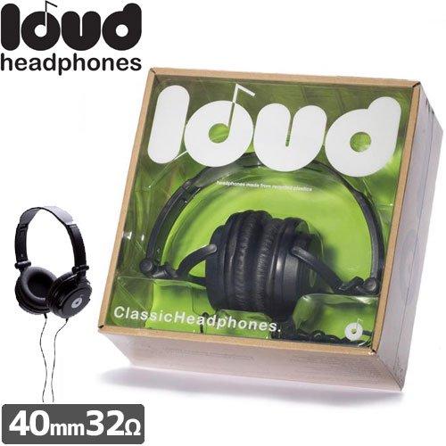 【LOUD HEADPHONES ラウド ヘッドホン】CLASSIC HEADPHONES【両出し】NO8