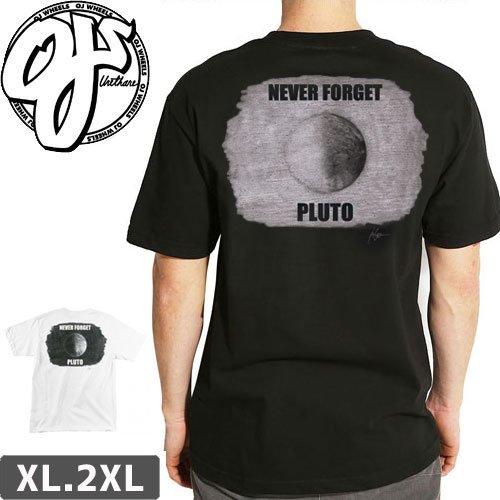 【オージェイ OJ3 スケボー Tシャツ】NEVER FORGET【2色】NO01