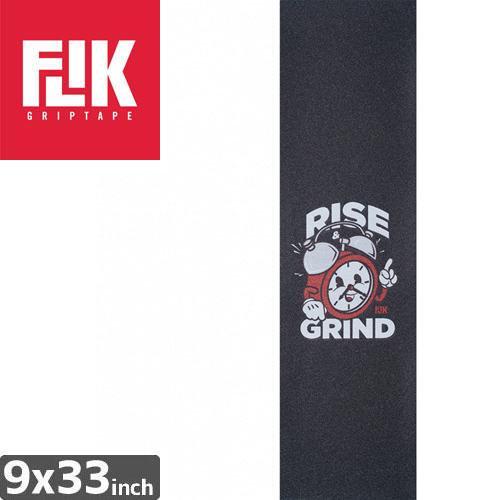 【フリック FLIK デッキテープ】RISE & GRIND GRAPHIC GRIPTAPE【9 x 33】NO45