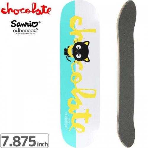 【チョコレート CHOCOLATE スケボー デッキ】SANRIO CHOCOCAT DECK[7.875インチ]NO133