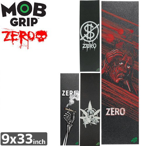 【モブグリップ MOB GRIP デッキテープ】FALL16 GRAPHIC SINGLE SHEET【ZERO】【9 x 33】NO158