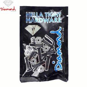 【DIAMOND SUPPLY ダイアモンド ハードウェア】Hella Tight【六角】【1インチ】NO02