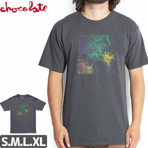 SALE! 【チョコレート CHOCOLATE Tシャツ】GRAVITY【チャコール】NO148