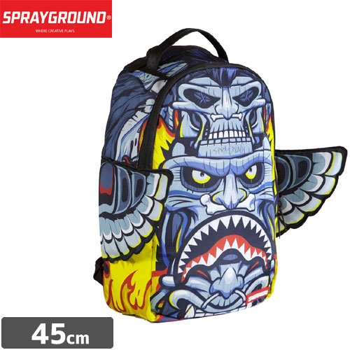 【SPRAYGROUND スプレーグラウンド バッグ】APACHE 2.0 HEADHUNTER BACKPACK B385 NO4