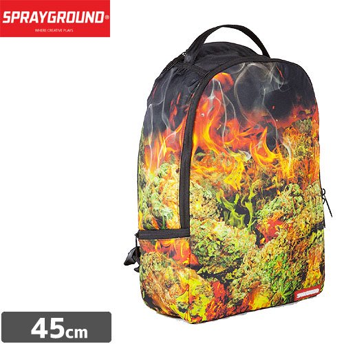 【SPRAYGROUND スプレーグラウンド バッグ】BLAZIN'TRAILS BACKPACK B443 NO9