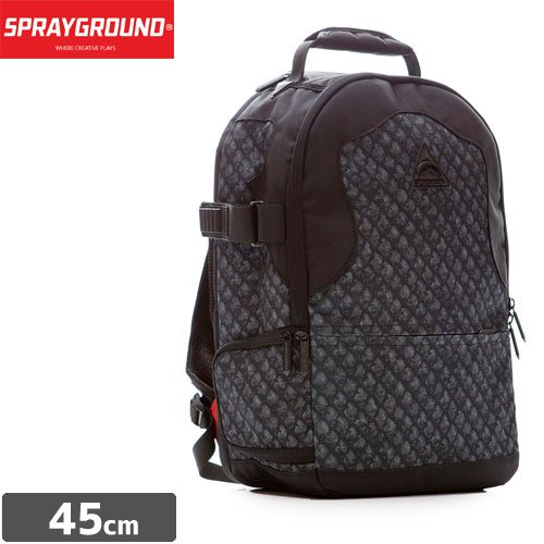 【SPRAYGROUND スプレーグラウンド バッグ】BLACKOUT RYTHON BACKPACK B453 NO10