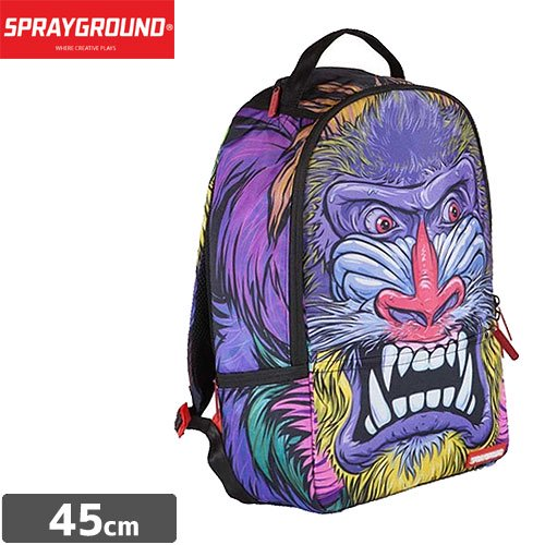 【SPRAYGROUND スプレーグラウンド バッグ】JUNGLE BEAST TRIPPY JUNGLE COLLECTION BACKPACK B390 NO14