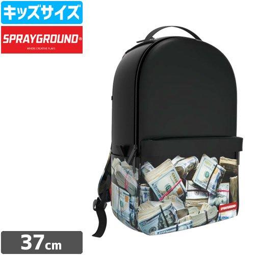 【SPRAYGROUND スプレーグラウンド バッグ】LIL MONEY ROLLED MINI BACKPACK キッズサイズ LS02 NO19